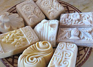 Hand Molded Soaps